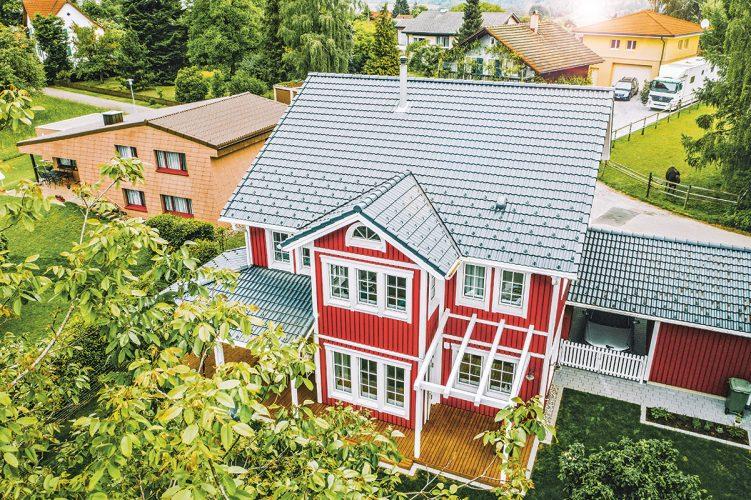 Schwedenhäuser Schweiz